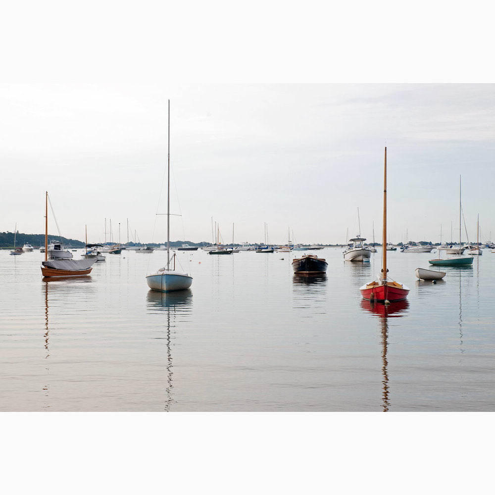 Metal Print - Harbor I