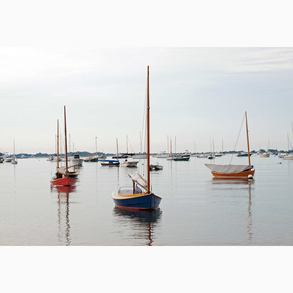 Metal Print - Harbor II