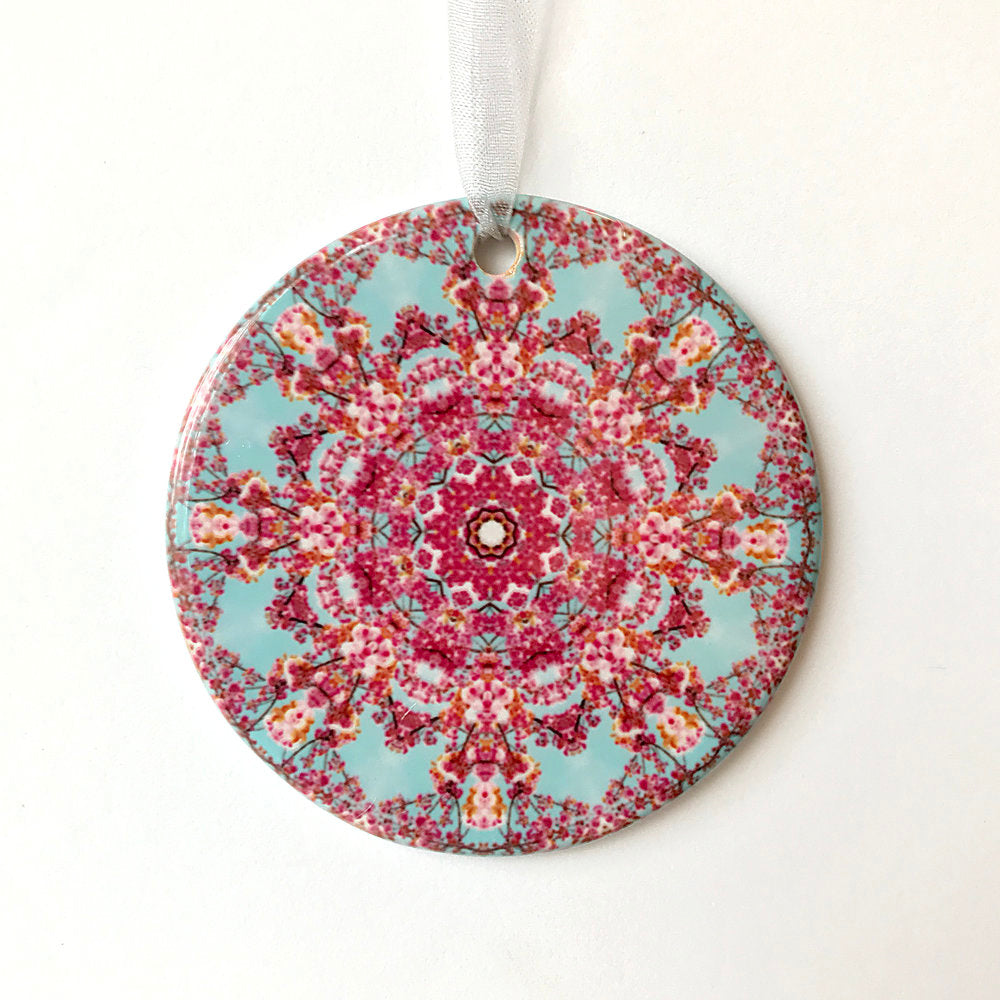Ornament - Mandala Cherry