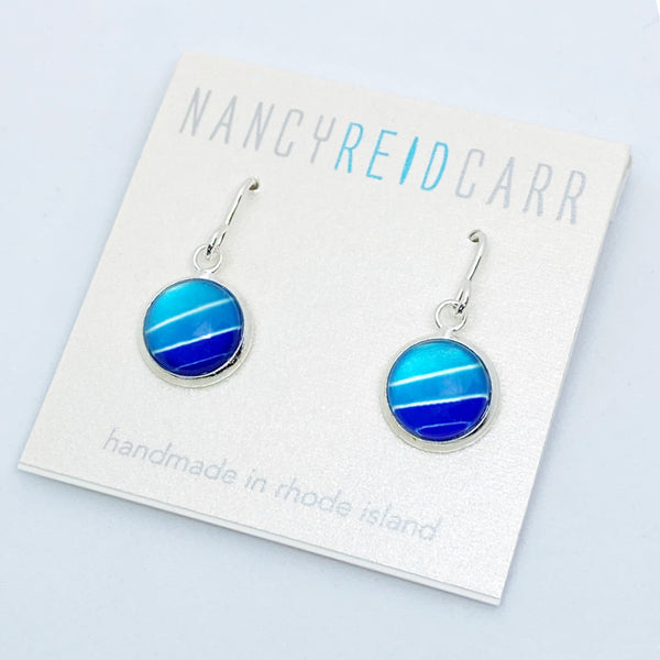 NASA & Abstract Collection - Drop Earrings