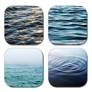 Coaster Set - Tranquil Waters