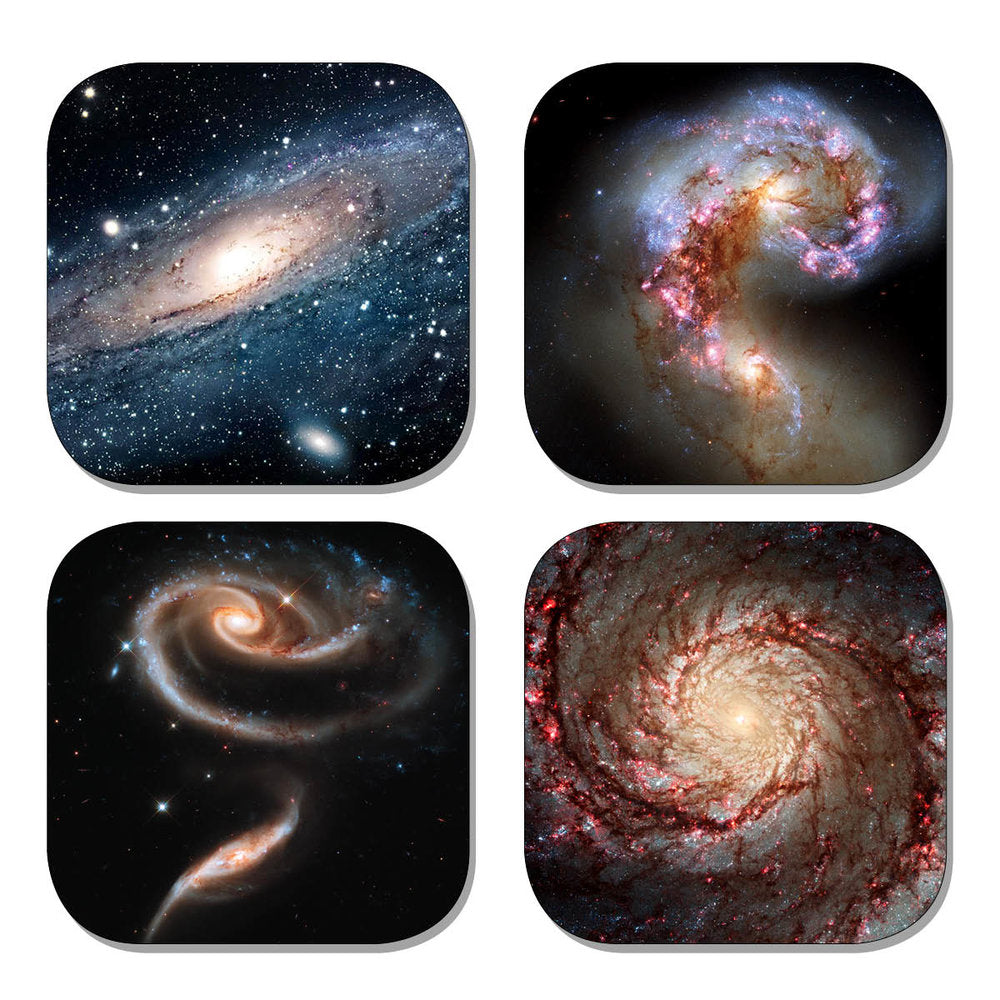 Coaster Set - Cosmos