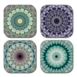 Coaster Set - Mandalas