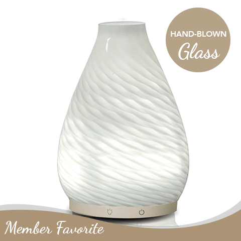 Kanalu Hand Blown Glass - naturalair