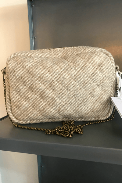 Cross Body Bag - Etui - Sand - Tasker - porteagauche