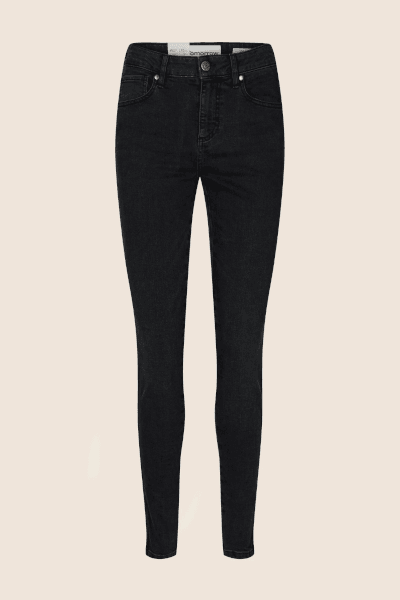Dylan MW - Tomorrow - Charcoal - Jeans - porteagauche