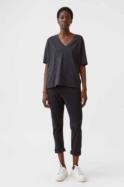 Hope - News Trouser - Black - Bukser - porteagauche