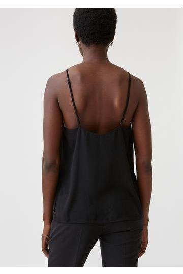 Hope - Slip Top - Black - Toppe - porteagauche