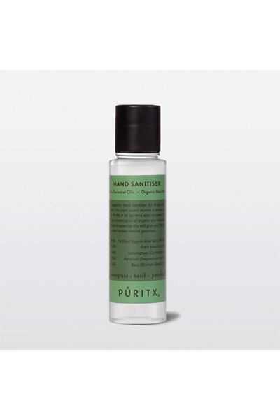 Puritx - Lemongrass, basil, Patchouli - 60 ML - håndsprit - porteagauche