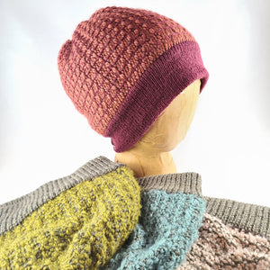 Made To Order Woven Knit Hat