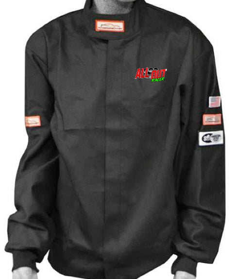 ALL OUT Racer SFI Race Jacket - Contigency Product
