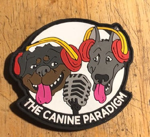 The Canine Paradigm Morale Patch