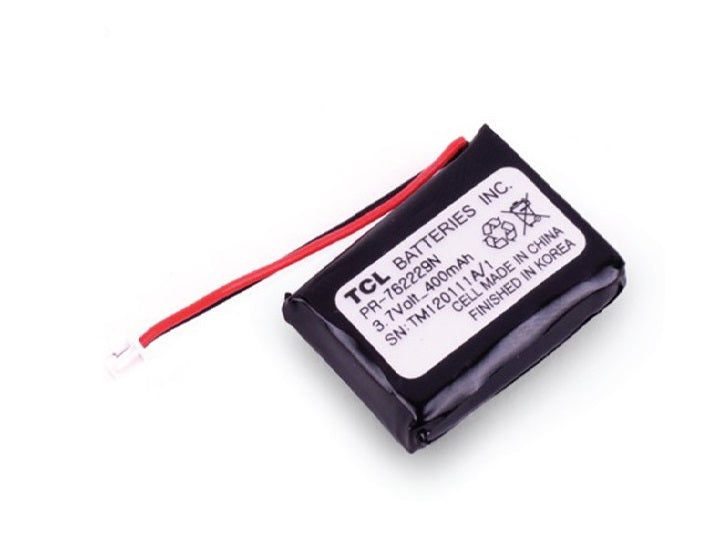 ECOLLAR TECHNOLOGIES REPLACEMENT BATTERY LIPO 3.7V 400MAH BATTERY