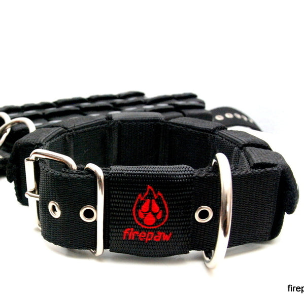 FIREPAW WEIGHTED DOG TRAINING COLLAR