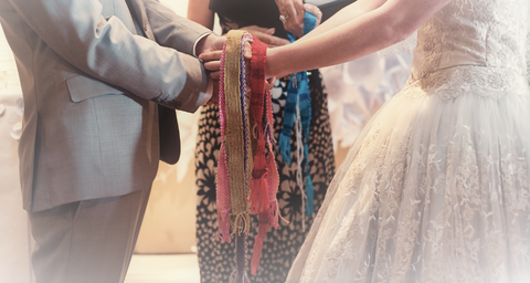 Pagan Wedding and Hand fasting ceremony