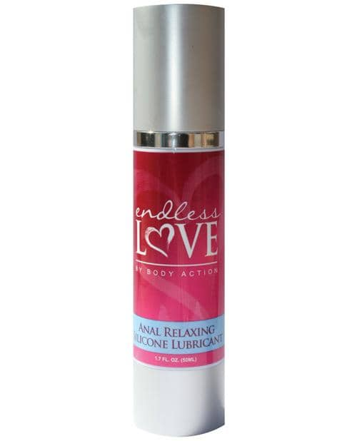 Endless Love Relaxing Anal Silicone Lubricant - 1.7 Oz - Climactic Adventures