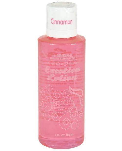 Emotion Lotion - Cinnamon - Climactic Adventures