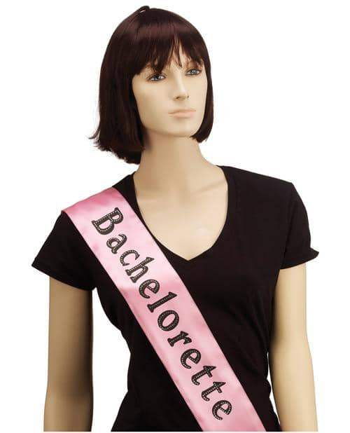 Bachelorette Sash - Pink - Forum Novelties - Climactic Adventures