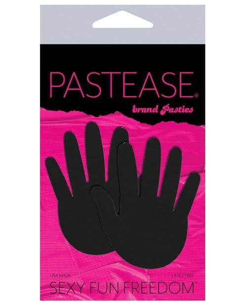Pastease Hands - Black O-s - Pastease - Climactic Adventures