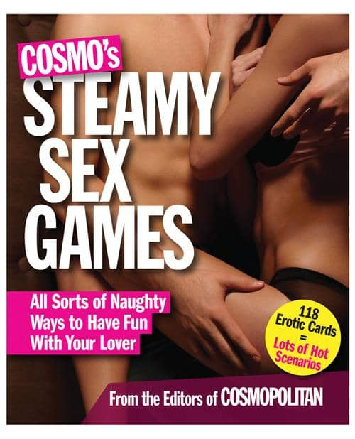 Cosmo's Steamy Sex Games New Edition - Climactic Adventures