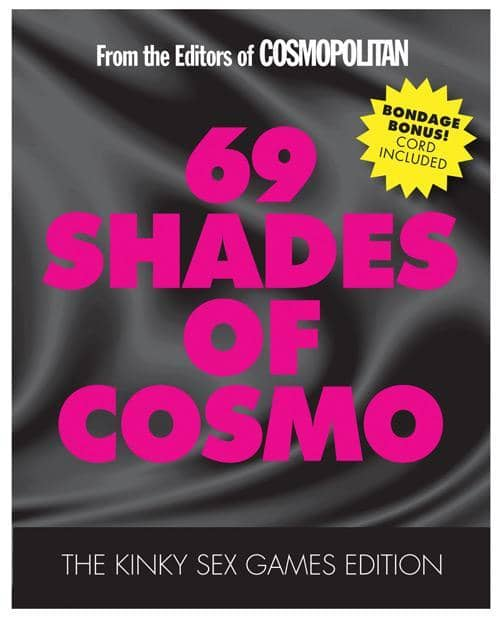 69 Shades Of Cosmo - Kinky Sex Games Edition - Climactic Adventures