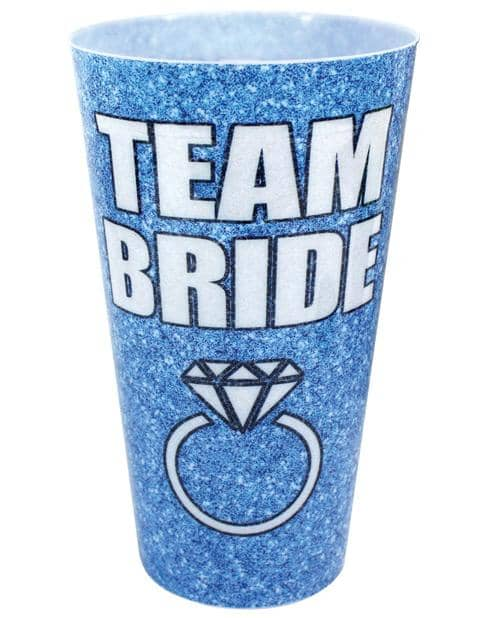 Team Bride Drinking Cup - Climactic Adventures