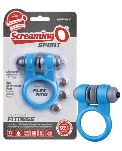 Screaming O Sport - Blue - Bushman Products - Climactic Adventures