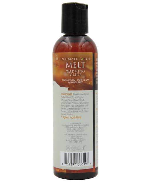 Intimate Earth Melt Warming Lubricant - 60 Ml - New Earth Trading LLC - Climactic Adventures
