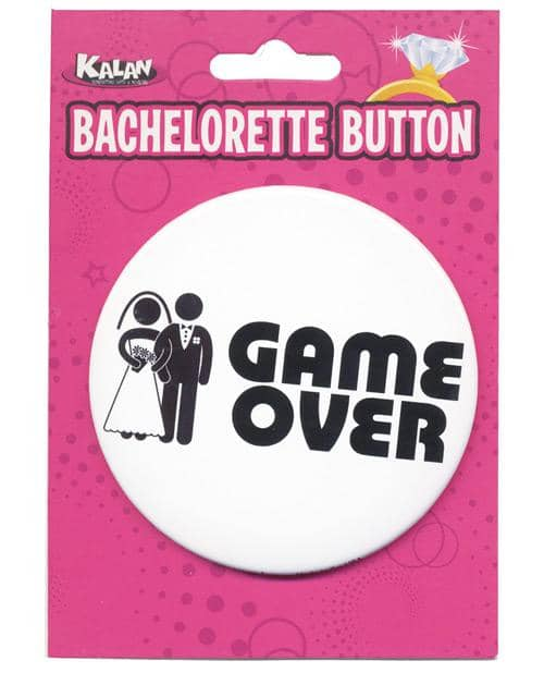 Bachelorette Button - Game Over - Kalan - Climactic Adventures