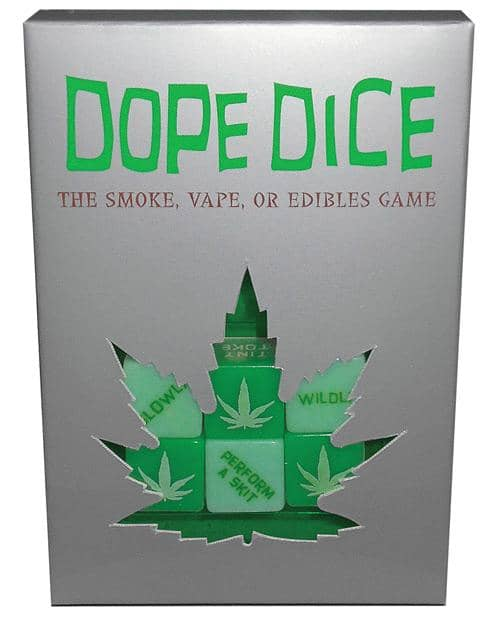Dope Dice - Climactic Adventures