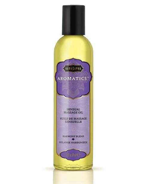Kama Sutra Aromatics Massage Oil - 2 Oz Harmony Blend - Kama Sutra - Climactic Adventures