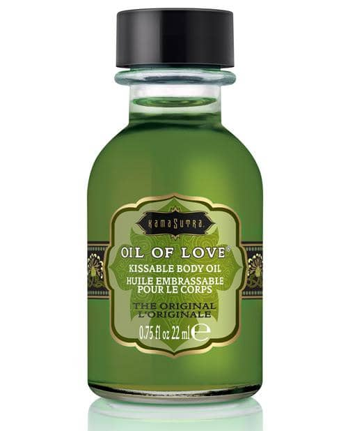 Kama Sutra Oil Of Love - .75 Oz Original - Kama Sutra - Climactic Adventures