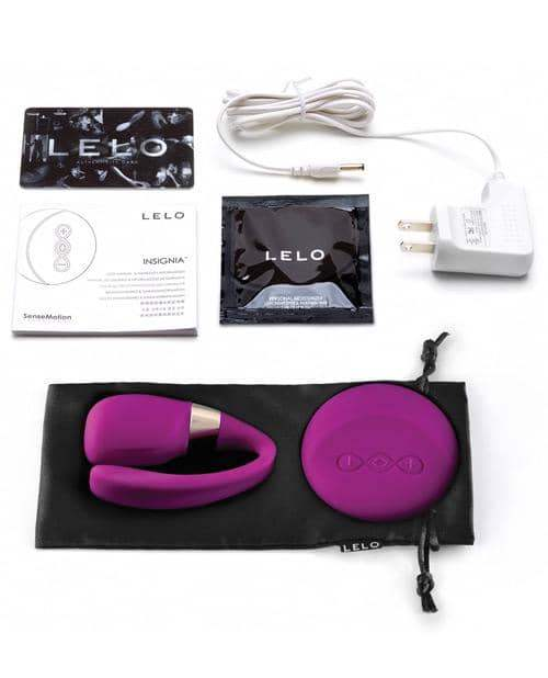 Lelo Tiani 3 - Deep Rose - Lelo INC - Climactic Adventures