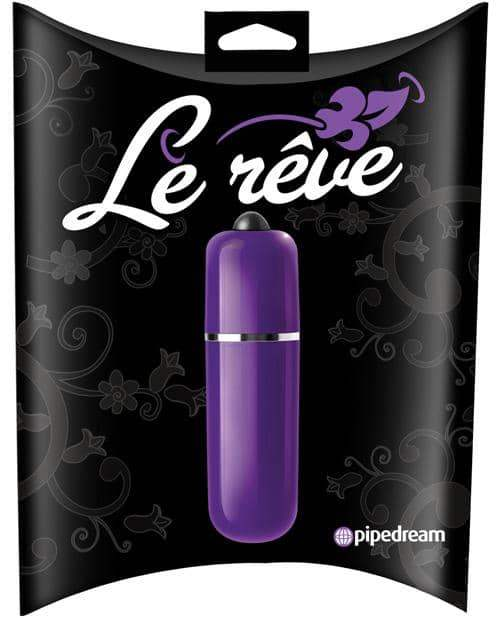 Le Reve Bullet - Purple - Pipedream Products - Climactic Adventures