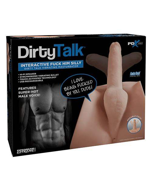 Pdx Male Interactive Fuck Him Silly Masturbator - Pipedream Products - Climactic Adventures