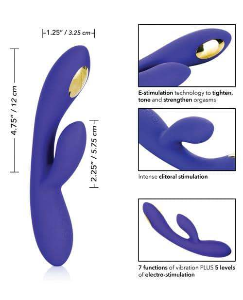 Impulse Intimate E-stimulator Dual Wand - California Exotic Novelties - Climactic Adventures