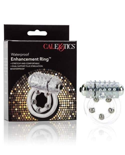 Maximus Enhancement Ring 5 Stroker Beads - California Exotic Novelties - Climactic Adventures