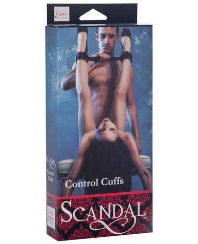 Scandal Control Cuffs - California Exotic Novelties - Climactic Adventures