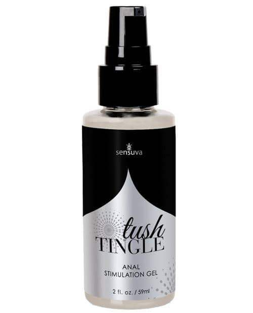 Sensuva Tushy Tingle Erotic Anal Stimulation Gel - Sensuva Valencia Naturals - Climactic Adventures