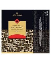 Load image into Gallery viewer, Sensuva Ultra Thick Water Based Personal Moisturizer - 8.12 Oz Strawberry - Sensuva Valencia Naturals - Climactic Adventures