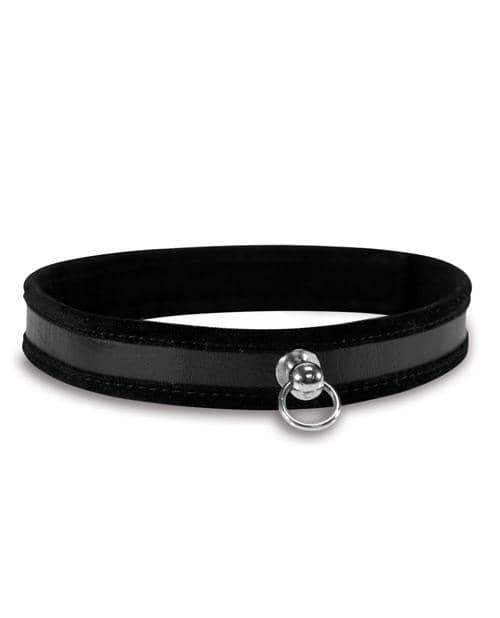 Sex & Mischief Day Collar - Black - Sportsheets International - Climactic Adventures