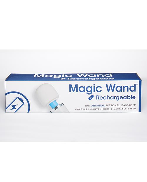 Vibratex Magic Wand Unplugged Rechargeable - Vibratex INC - Climactic Adventures