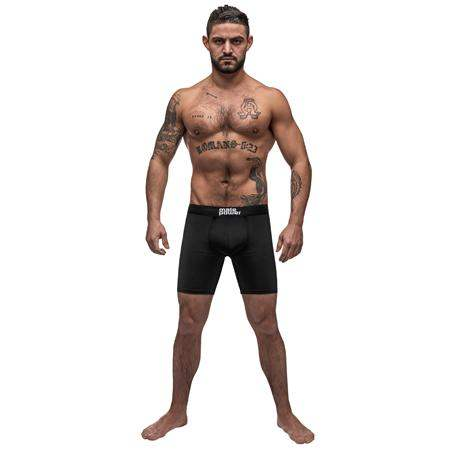 Male Power Black Nite Long Leg Short Black Medium - comme - Climactic Adventures