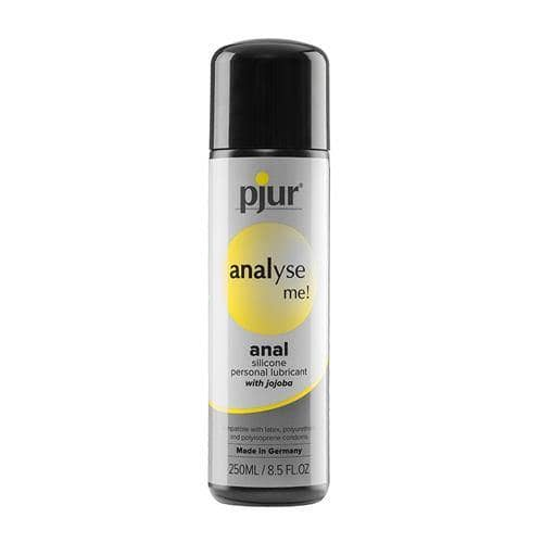 Pjur Analyse Me! Anal Silicone Lubricant 250ml-8.5oz Bottle