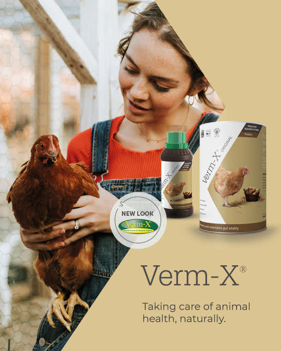 Introducing a new-look Verm-X.