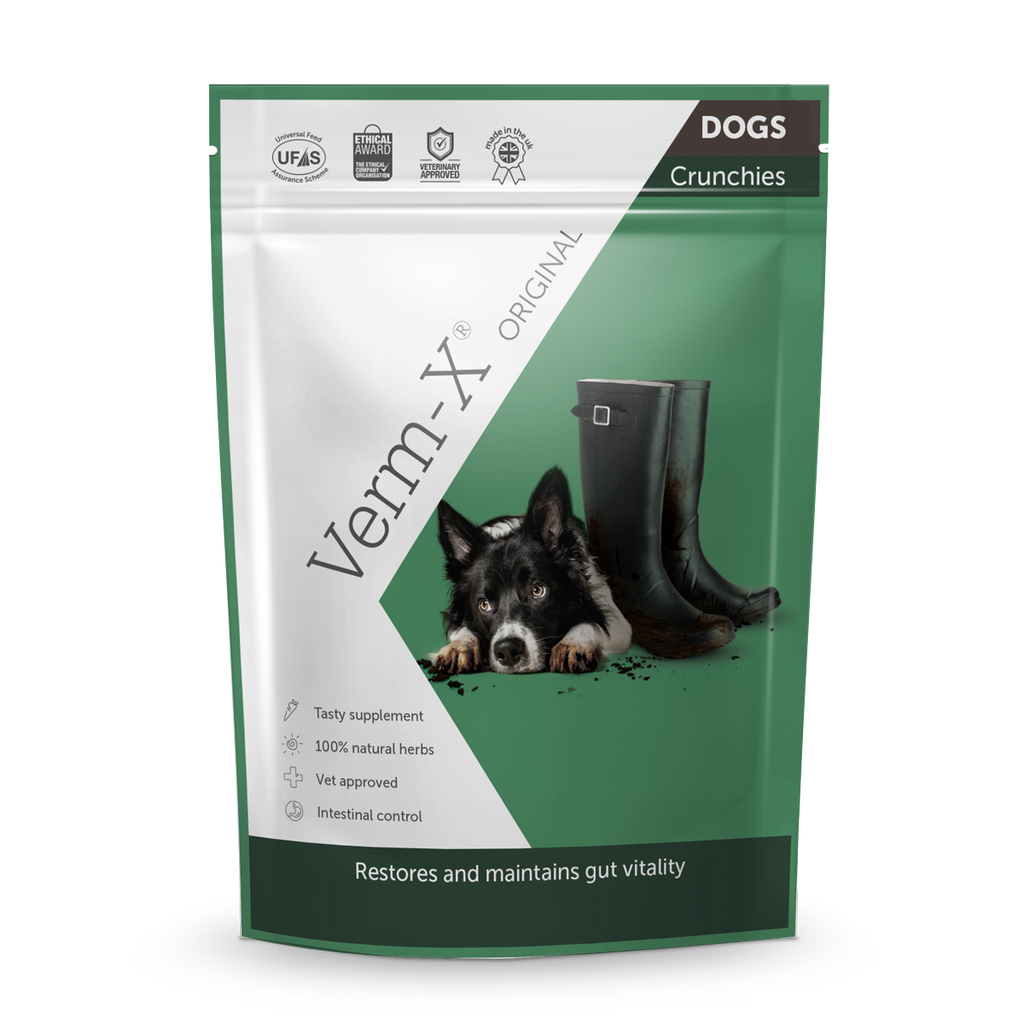 Verm-X Original Crunchies for Dogs