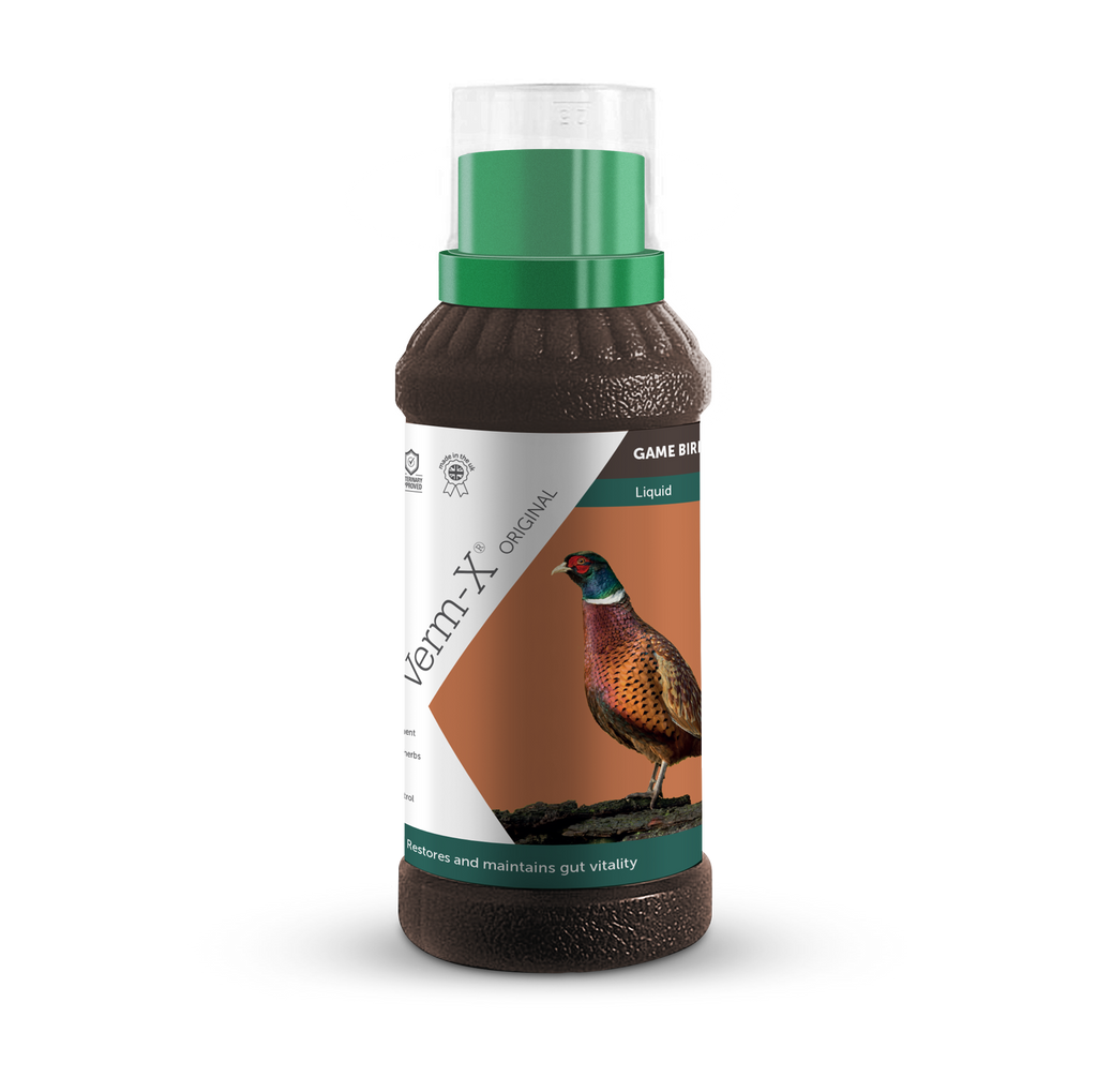 Verm-X Original Liquid for Game Birds