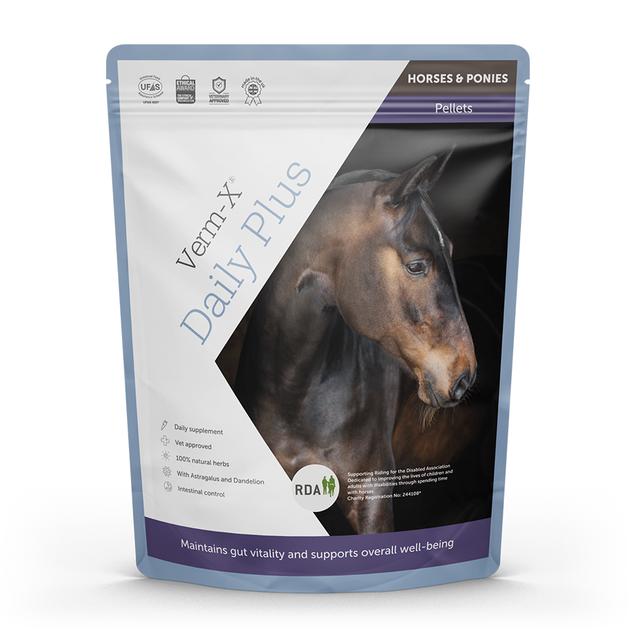 Verm-X Daily Plus for Horses