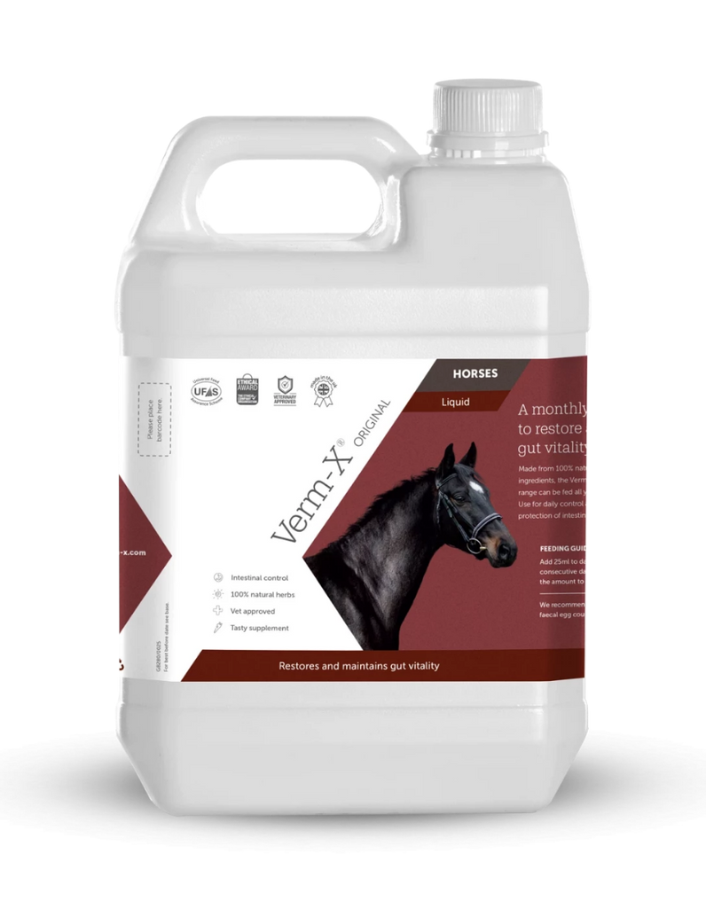 Verm-X Original Liquid for Horses
