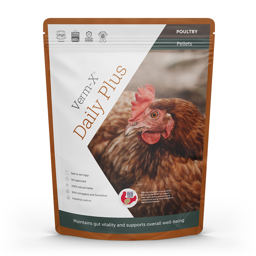Verm-X Daily Plus for Poultry